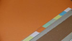 découpe onglets façonnage imprimerie reliplast