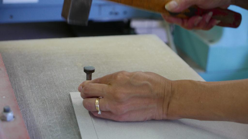 Création prototype façonnage imprimerie Reliplast