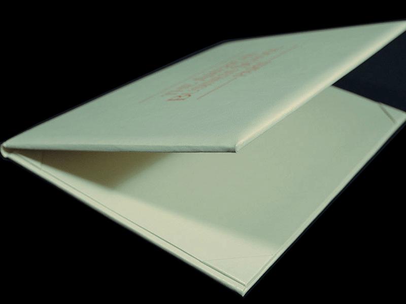 chemise registre façonnage imprimerie reliplast